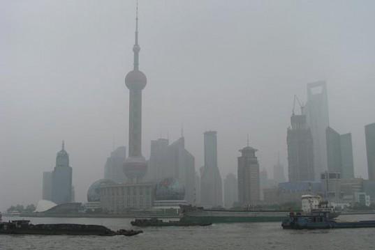 Shaghai-air-pollution